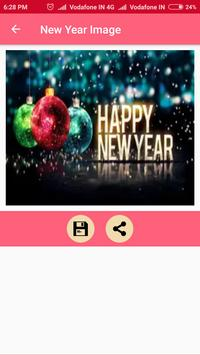 New Year Images & Greetings / SMS / Wishes screenshot 2