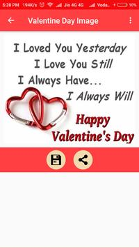 Valentine Day Images & Greetings screenshot 2