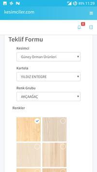 Kesimciler.com screenshot 2