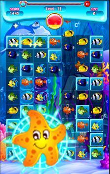 Fishdom Ocean Charm 2017 poster