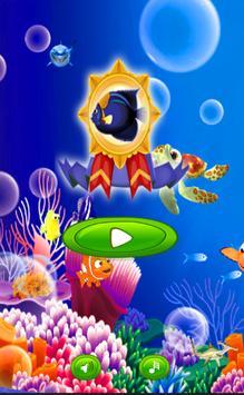 Life Fishdom New poster
