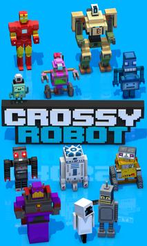 Crossy Robot screenshot 12