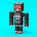Diamond Robot - Tower Hopper APK