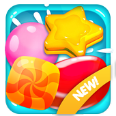 Candy Sweet Puzzle Mania icon
