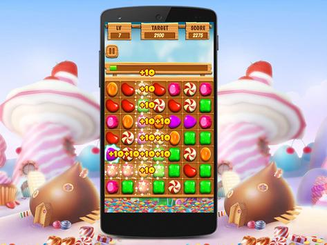 Candy Sweet Puzzle Mania poster