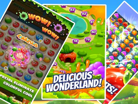 Fruit Pop Puzzle Mania apk screenshot