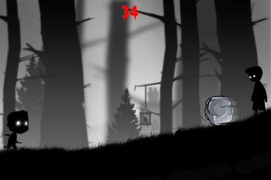 Through Limbo World-Dark Hero2 apk screenshot