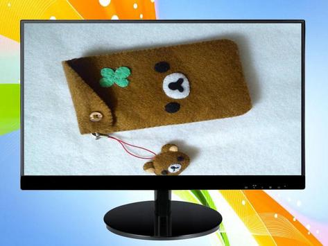 Flannel Cloth Crafts screenshot 4