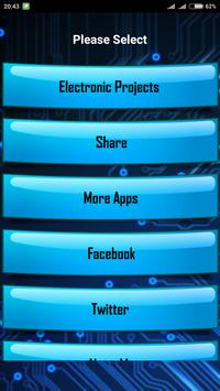 Electronic Projects screenshot 1