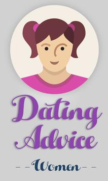 Dating Advice For Women poster