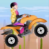 Climb Racing for Barbie icon
