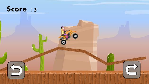 Climb Racing for Barbie apk screenshot