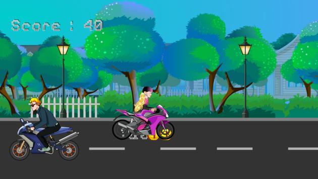 Highway Racer for Barbie apk screenshot