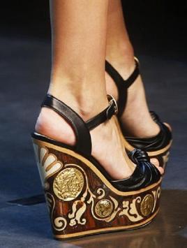 pretty modern wedges shoes screenshot 10
