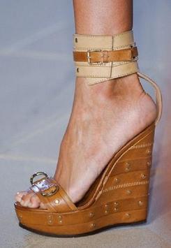 pretty modern wedges shoes screenshot 4