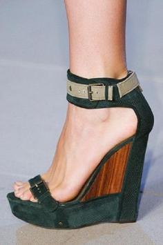 pretty modern wedges shoes screenshot 5