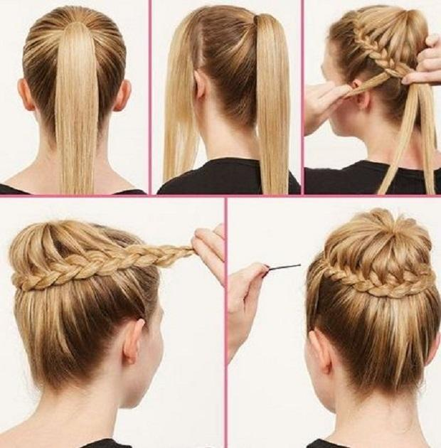 How To Tie A Woman S Hair For Android Apk Download
