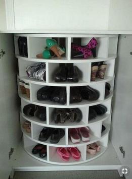 shoe rack design screenshot 10