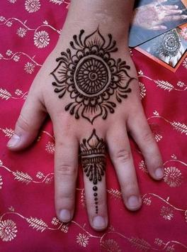 simple mehndi design screenshot 11