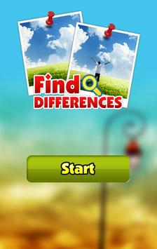 Find Differences Pictures apk screenshot