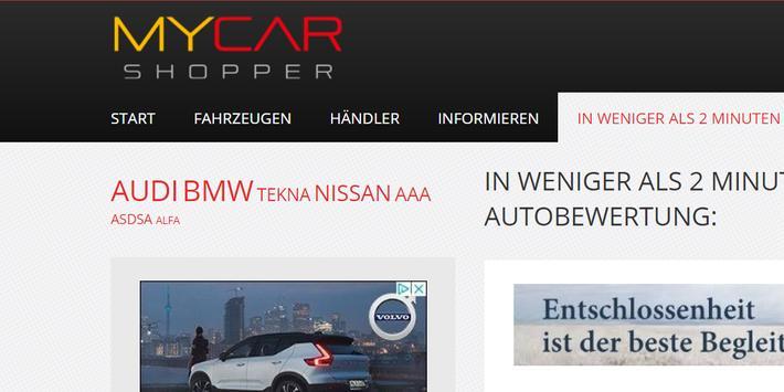 MyCarShopper screenshot 9