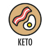 Keto Diet Recipes - Ketogenic icon
