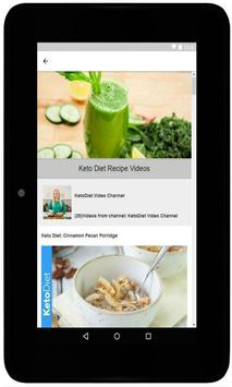 Keto Diet Recipes - Ketogenic screenshot 2