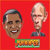 اوباما ضد بوتين icon
