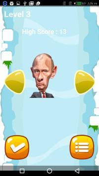 اوباما ضد بوتين screenshot 1