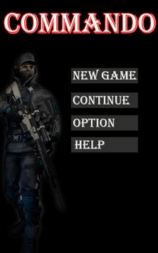Last Commando Games plakat