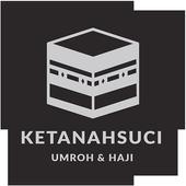 KETANAHSUCI - Umroh dan Haji icon