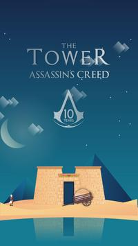 The Tower Assassin's Creed poster