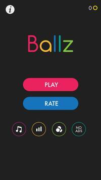 Ballz screenshot 1