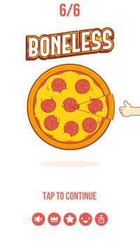 Boneless Pizza poster