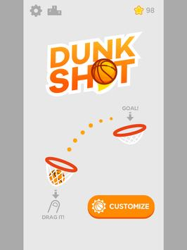 Dunk Shot screenshot 10