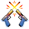 Double Guns ícone