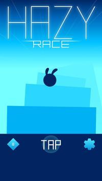 Hazy Race poster