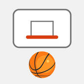Ketchapp Basketball アイコン