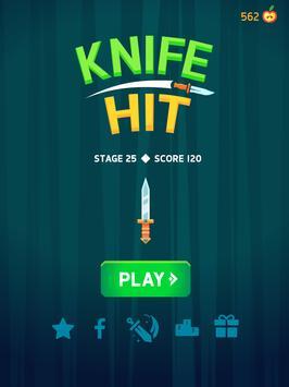 Knife Hit captura de pantalla 8