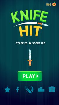 Knife Hit captura de pantalla 3