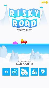 Risky Road poster