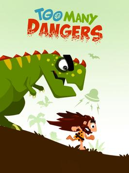 Too Many Dangers apk screenshot