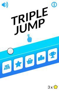 Poster Triple Jump