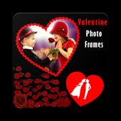 Valentine 2018 Photo Frames icon
