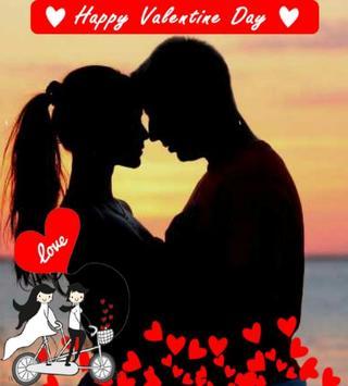 Valentine 2018 Photo Frames poster