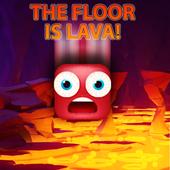 The Floor is Lava 2018 icon