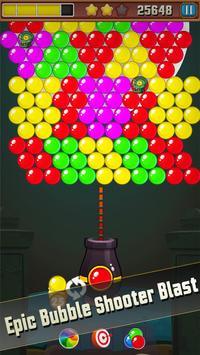 Bubble Puzzle Shooter : Puzzle Bubble Game poster