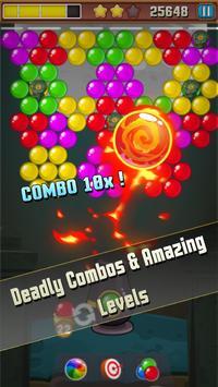Bubble Puzzle Shooter : Puzzle Bubble Game screenshot 2