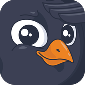 Chicken Run - Tap to Jump icon