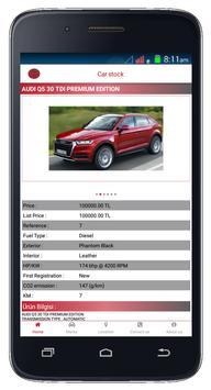 Car Stock apk screenshot